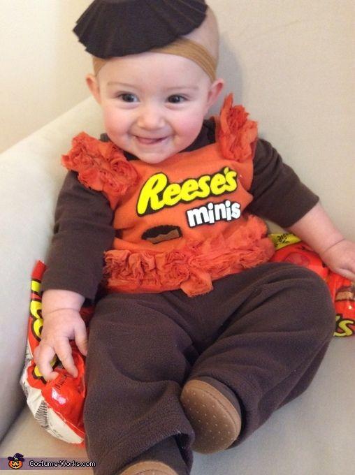 Reese39s Peanut Butter Cups Baby Costume Butter Baby  sc 1 st  Meningrey & Baby Peanut Halloween Costume - Meningrey