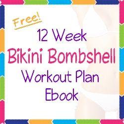 Bikini Bombshell Ebook | Inspire Women's Fitness | Inspire Women's Fitness