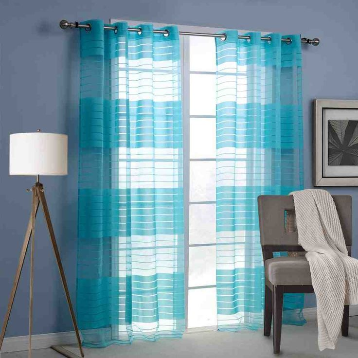 Blue Curtains Living Room Part 72