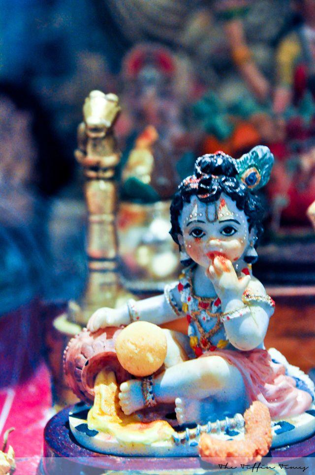 Krishna Jayanthi (Janmashtami/Gokulastami)
