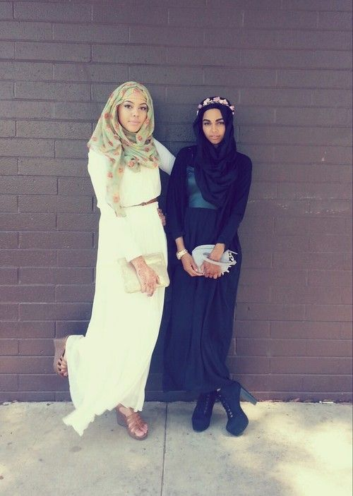 Hijabis | Looove their outfits!