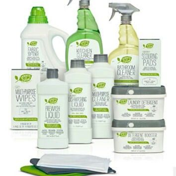 Legacy of Clean, organic cleaning products from Amway