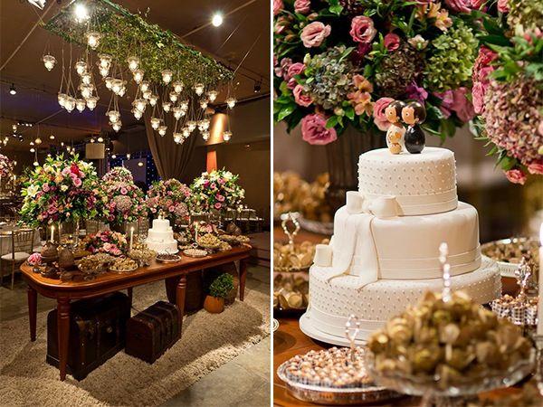 Casamento   Juliana + Lauro   Vestida de Noiva   Blog de Casamento por Fernanda Floret