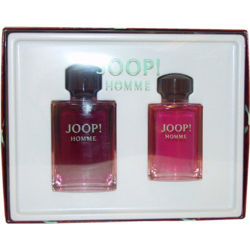 Joop! by Joop! for Men Gift set 4.2 Ounce edt spray, 2.5 Ounce after shave by Joop!. $47.80. Joop! by Joop! for Men - 2 piece Gift Set 4.2ounces edt spray, 2.5ounces after shave. It is recommended for casual wear. 2 piece Gift Set 4.2ounces edt spray, 2.5ounces after shave. Joop was launched by the design house of Joop. This product is a fragrance item that comes in a giftset. It is recommended for casual wear.