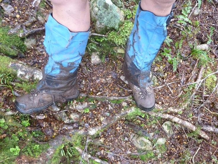 #greatwalker - on a great (muddy) walk