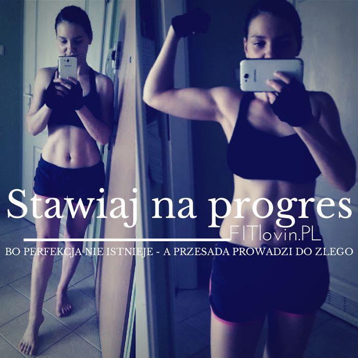 Stawiaj na progres, a nie perfekcję. Moje podejście do niskiego poziomu tłuszczu w organizmie, czyli dlaczego nie mam sześciopaka, ani sylwetki bikini fitness.
