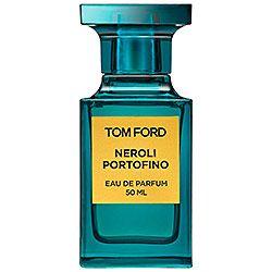 "Neroli Portofino.  Expensive, but the sample application has lasted 10+ hours!  Description ""smells like the Italian Riviera"" .....mmm..... Tunisian Neroli, Italian Bergamot, Sicilian Lemon, Winter Yellow Mandarin, Orange Flower, Lavender."