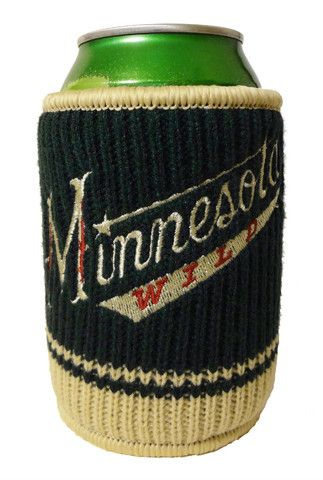 Minnesota Wild Knitted Koozie – JMJK Sports Collectibles WANT IT!!!