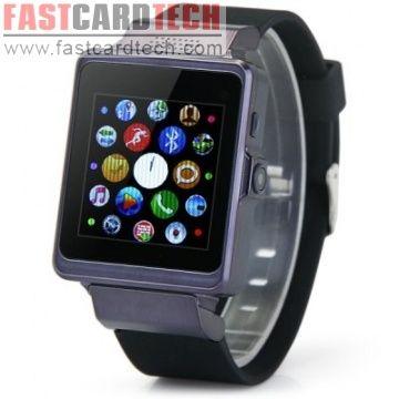 UPro P6 Smart Watch Phone- Camera Bluetooth FM MP3 GSM