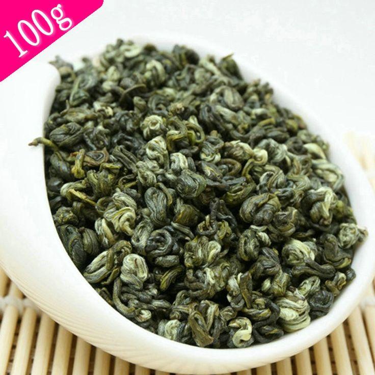 """100g of """"Biluochun"""" Green Tea  #tea #greentea #puerhtea #cryotea #travel #chinesetea #tearoom #oolong"""