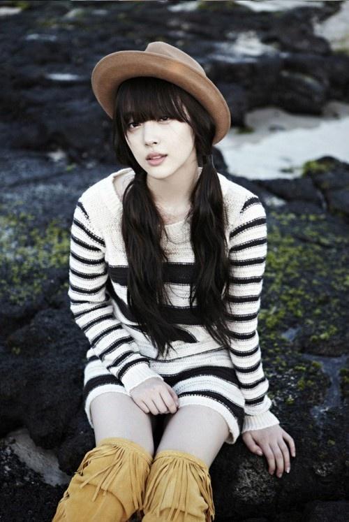 f(x) Sulli Choi