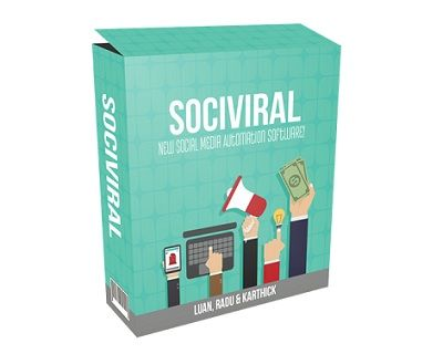 SociViral is a revolutionary software that gets you massive traffic, leads and sales using the power of social media. Is designed to mass automate all your social media accounts, getting viral content posted daily on complete autopilot.