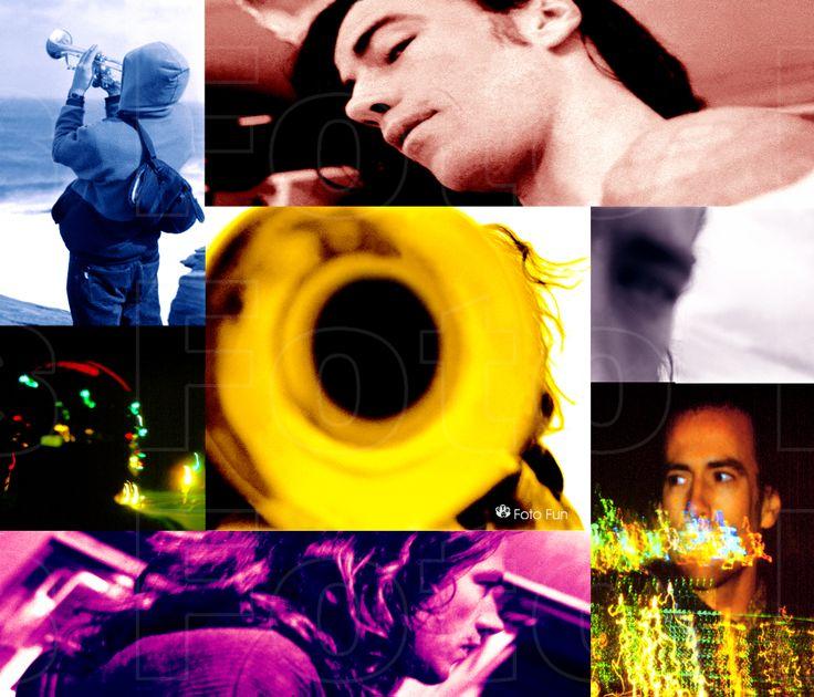 Andrew- collage