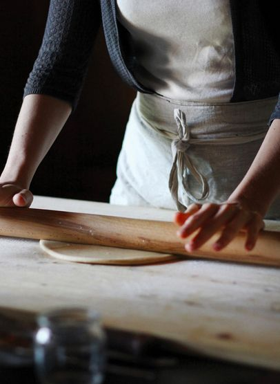 4himglory:  How to make Fresh Pasta | Hortus Natural Cooking