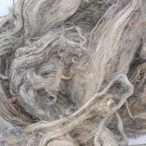 Nettle fiber
