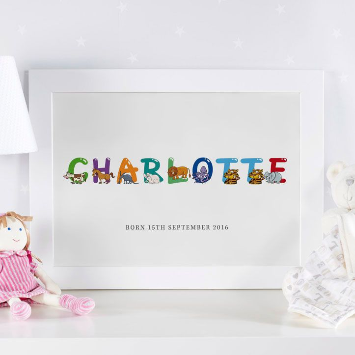 Create beautiful childrens name art in seconds. See your design preview before you buy with our unique instant previews. All ordered dispatched in just 2 working days with fast FREE delivery. A perfect unique gift for a new born baby or for a Christening