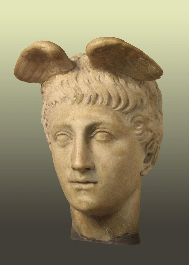 ...Head of Hermes Author: Country: Ancient Rome Collection ...