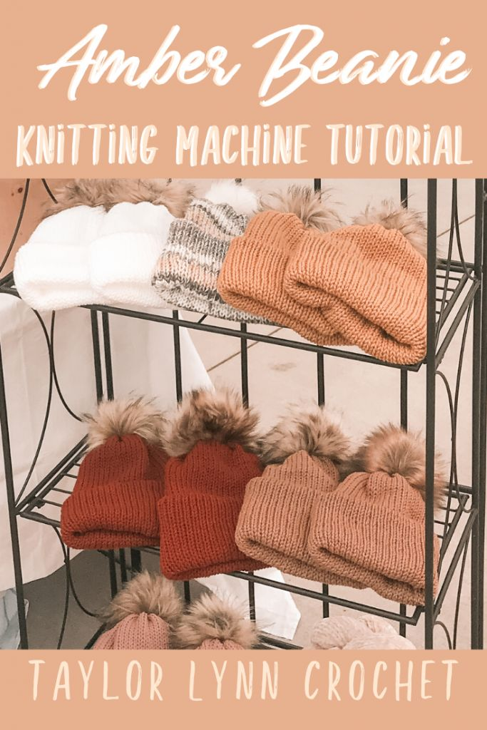 Simple Socks Knitting Tutorial On Lk Knitting Machine - Women