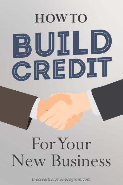 8 best build business credit images on pinterest credit cards how to build credit for your new business colourmoves