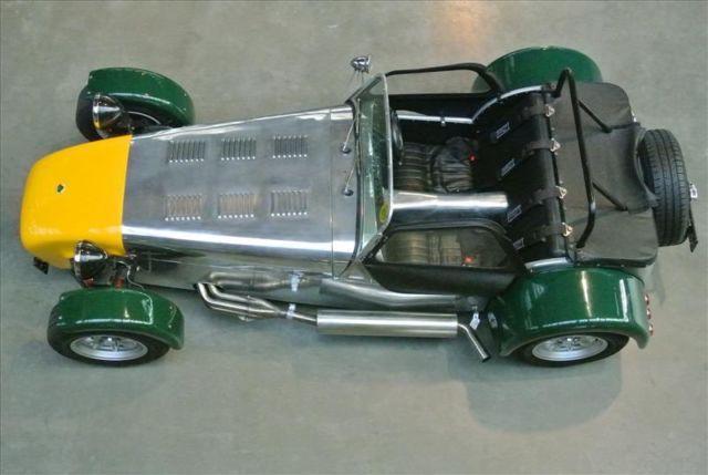 #Lotus #Seven Series3