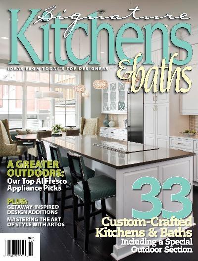 signature kitchens baths magazine
