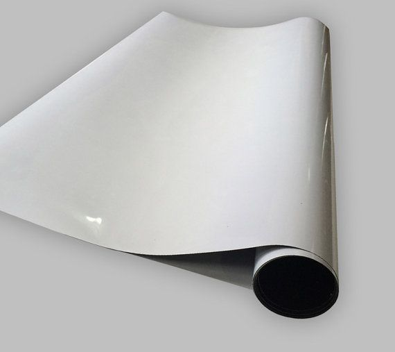 Magnetic Dry Erase Flexible Whiteboard Sticker (100*60 cm&120*60 cm);With FREE Marker
