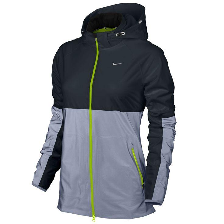 Nike waterdicht en ademend sportjack Shield Flash dames te bestellen bij #Hardloopaanbiedingen.nl #hardlopen #Nike | Sportkleding | Pinterest | Nike and Tes