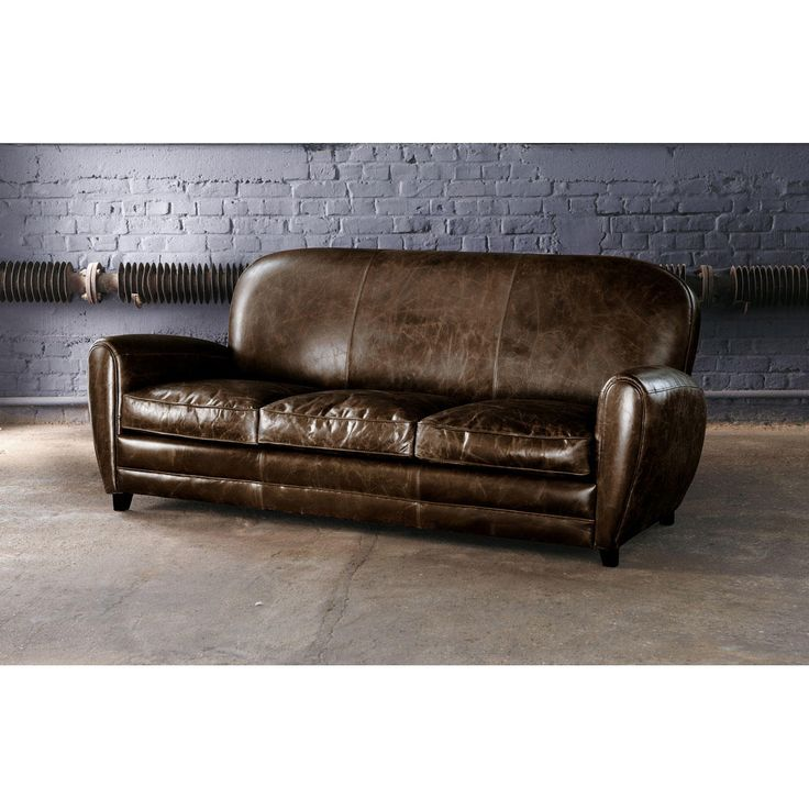 11 best Sofa images on Pinterest   Leather couches, Leather sofas ...
