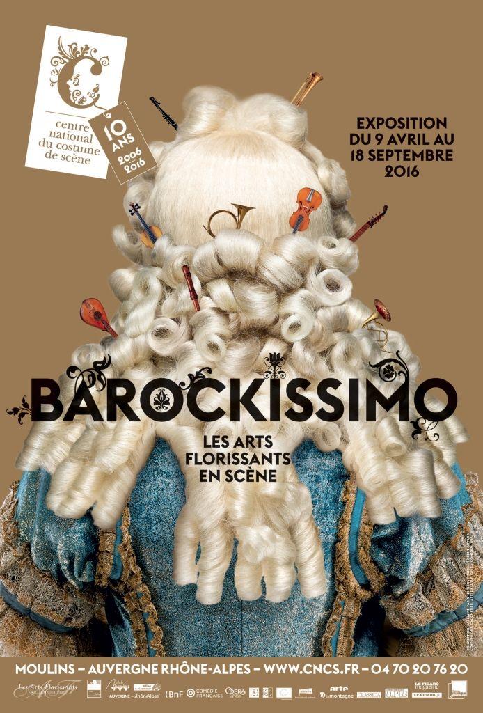 Barockissimo ! au Centre national du costume de scène à Moulins. http://place-to-be.net/index.php/expositions/4533-barockissimo-les-arts-florissants-en-scene-au-centre-national-du-costume-de-scene-a-moulins-dans-l-allier