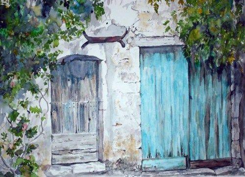 Les 25 meilleures id es de la cat gorie vieilles portes sur pinterest ancie - Photos de vieilles portes en bois ...