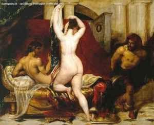"""Il pittore Willialm Etty (1787 - 1849) Gà da giovanissimo aveva scelto di diventare pittore perché, secondo lui il nudo femminile era """"l'opera più glorioso di Dio"""" e la sua pittura voleva essere la glorificazione di Dio. William Etty occu #nudofemminile #pittore #etty #studi"""