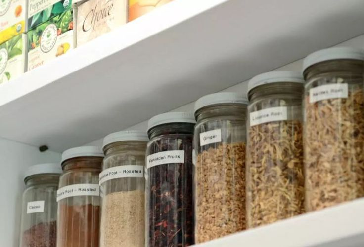 How to Organise Kitchen Cupboards