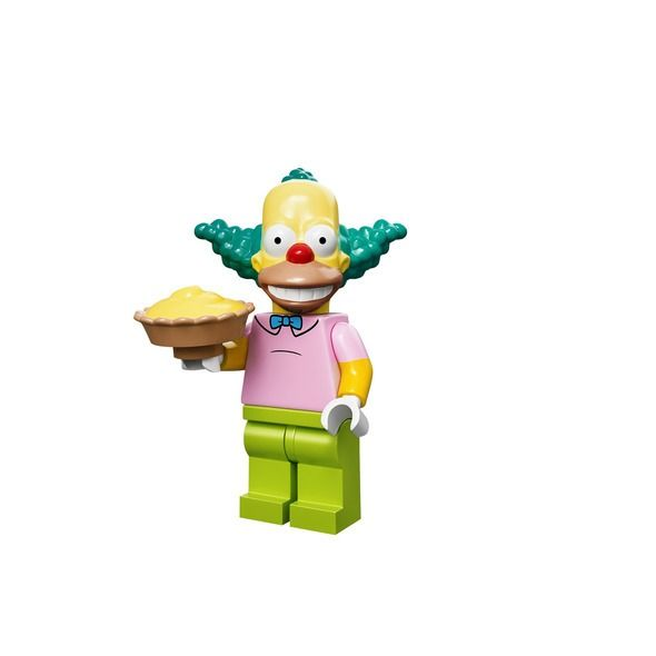 Krusty the Clown Lego