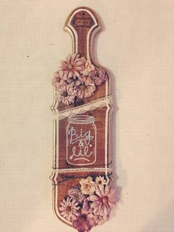 The 15 Best Sorority Paddles - GreekRank.com -- love this mason jar one <3