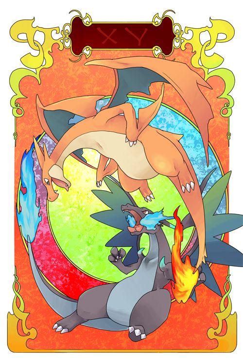 Mega Charizard (Pokemon XY)