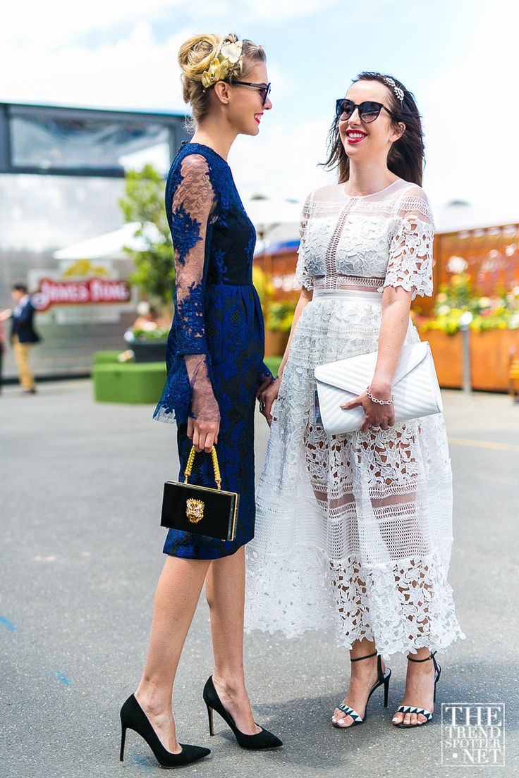 The Best Street Style From Emirates Stakes Day 2015