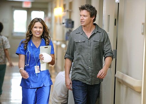 the glades Jim and Calli
