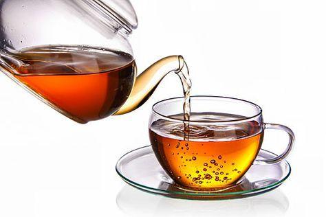 Tee-Rezepte gegen Pickel und Akne: So hilft Walnussblättertee gegen Pickel und Akne ...