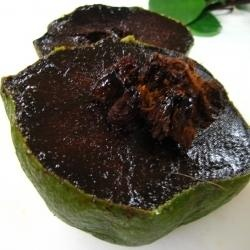 how to eat black sapote
