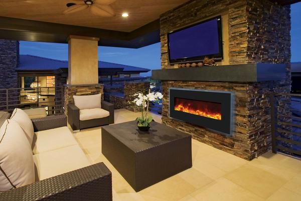 Electric Fireplace Ideas In Living Room