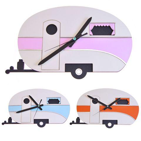 The Caravan Clock – Ian Blackwell | Shop New Zealand