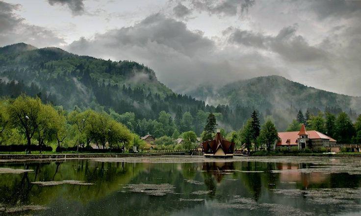 Baile Tusnad - Harghita County - Romania