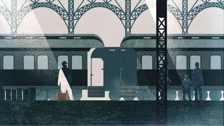 The Thomas Beale Cipher: Paper Cut Animated Story