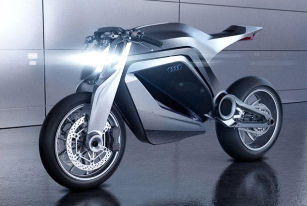 Audi Motor Bike