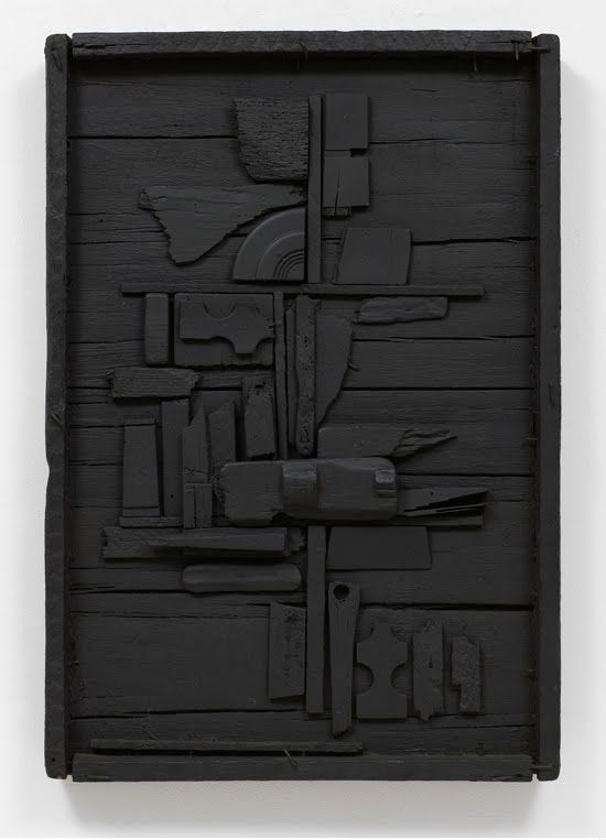 LOUISE NEVELSON http://www.widewalls.ch/artist/louise-nevelson/ #sculpture