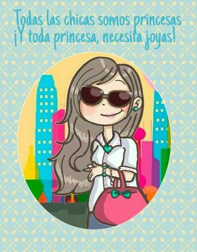 Toda princesa necesita joyas