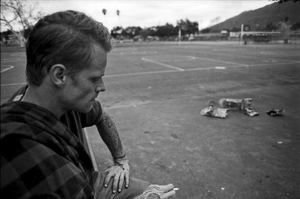 Old Skool - Anthony Van Engelen Photo by Anthony Acosta
