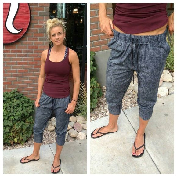 lululemon jet crop slim - Google Search