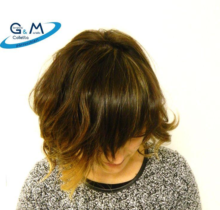 IL PRIMO...IL VERO...L'UNICO..IL DEGRADE' JOELLE  #Degradèjoelle #tagliopuntearia #capellisani #capellilunghi #capellibelli #welovecdj #clientefelice #look #hairfashion #hairstyles #haircolour #capelli #vittoria #solopernumeriuno #salonefuturo #moda #longhair #wearecdj #piegaglamour #dettaglidistile #beautifulhair #naturalshades #collettaparrucchieri
