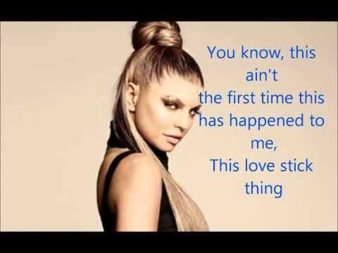 Fergie - Clumsy lyrics - YouTube